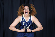 FIU Women's Basketball Team Photo Shoot 2017