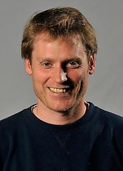 03-04-2012 VOLLEYBAL: SELECTIE JONG ORANJE: ARNHEM<br /> Coach Matt van Wezel<br /> ©2012-FotoHoogendoorn.nl