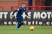 14th September 2019; Dens Park, Dundee, Scotland; Scottish Championship, Dundee Football Club versus Alloa Athletic; Josh McPake of Dundee