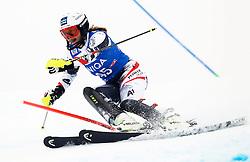 29.12.2013, Hochstein, Lienz, AUT, FIS Weltcup Ski Alpin, Damen, Slalom 1. Durchgang, im Bild Ramona Siebenhofer (AUT) // Ramona Siebenhofer of (AUT) during ladies Slalom 1st run of FIS Ski Alpine Worldcup at Hochstein in Lienz, Austria on 2013/12/29. EXPA Pictures © 2013, PhotoCredit: EXPA/ Oskar Höher