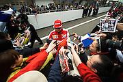 April 10-12, 2015: Chinese Grand Prix - Kimi Raikkonen (FIN), Ferrari