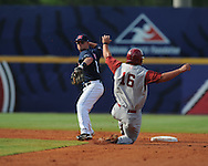 Alabama vs. Mississippi during the Southeastern Conference tournament at Regions Park in Hoover, Ala. on Thursday, May 27, 2010.