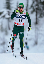 25.11.2017, Nordic Arena, Ruka, FIN, FIS Weltcup Langlauf, Nordic Opening, Kuusamo, im Bild Thomas Bing (GER) // Thomas Bing of Germany during the FIS Cross Country World Cup of the Nordic Opening at the Nordic Arena in Ruka, Finland on 2017/11/25. EXPA Pictures © 2017, PhotoCredit: EXPA/ JFK
