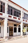 Seven Terraces hotel. Georgtown, Penang