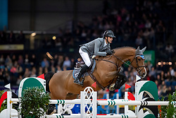 Kukuk Christian, GER, Lacasino<br /> Stuttgart - German Masters 2018<br /> © Hippo Foto - Stefan Lafrentz