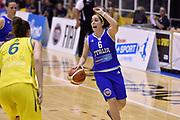 DESCRIZIONE : Caorle Amichevole Pre Eurobasket 2015 Nazionale Italiana Femminile Senior Italia Australia Italy Australia<br /> GIOCATORE : Francesca Dotto<br /> CATEGORIA : palleggio schema<br /> SQUADRA : Italia Italy<br /> EVENTO : Amichevole Pre Eurobasket 2015 Nazionale Italiana Femminile Senior<br /> GARA : Italia Australia Italy Australia<br /> DATA : 30/05/2015<br /> SPORT : Pallacanestro<br /> AUTORE : Agenzia Ciamillo-Castoria/GiulioCiamillo<br /> Galleria : Nazionale Italiana Femminile Senior<br /> Fotonotizia : Caorle Amichevole Pre Eurobasket 2015 Nazionale Italiana Femminile Senior Italia Australia Italy Australia<br /> Predefinita :