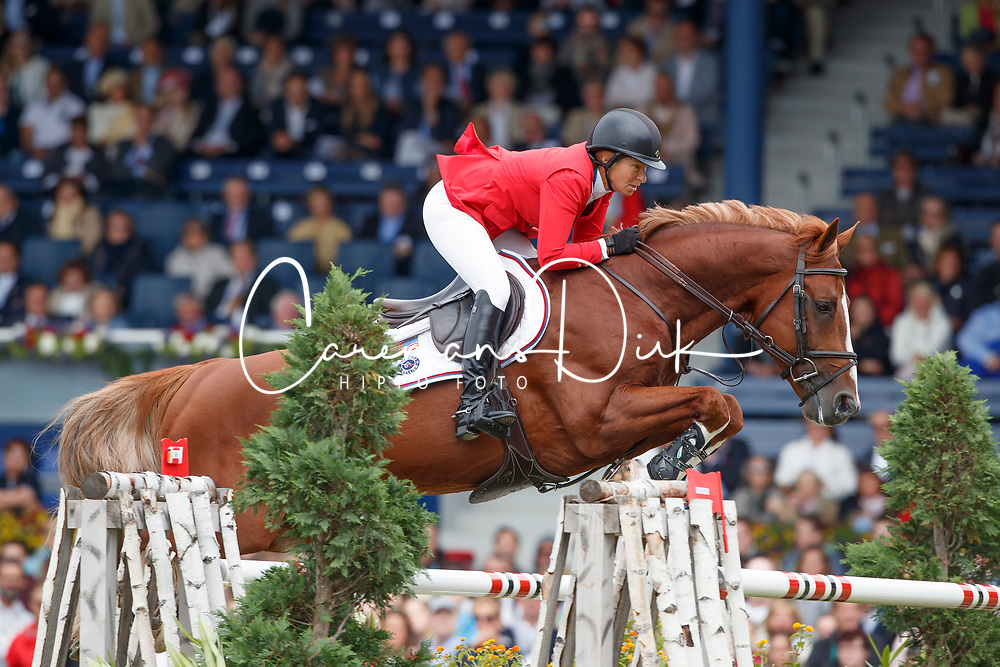 Madden Beezie, USA, Darry Lou<br /> CHIO Aachen 2017<br /> © Hippo Foto - Dirk Caremans