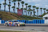 #13 Rum Bum / Snow Racing Porsche 911 GT America: Matt Plumb, Madison Snow, Jan Heylen