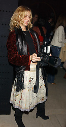 Actress MARYAM dêABO at a launch party for Kraken Opus's new luxury sports books held at Sketch, 9 Conduit Street, London W1 on 22nd February 2006.<br /><br />NON EXCLUSIVE - WORLD RIGHTS