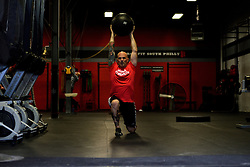 Will Vicinus is the owner of Fearless Athletics. (Bastiaan Slabbers / for phillyvoice)