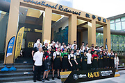 November 12-16, 2019: Macau Grand Prix drivers and riders pose