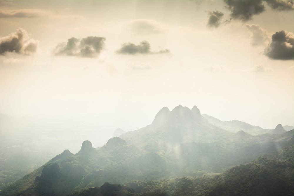 The Didinga Mountains