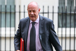 © Licensed to London News Pictures. 15/11/2016. London, UK. Work and Pensions Secretary DAMIAN GREEN attends a cabinet meeting in Downing Street on Tuesday, 15 November 2016. Photo credit: Tolga Akmen/LNP