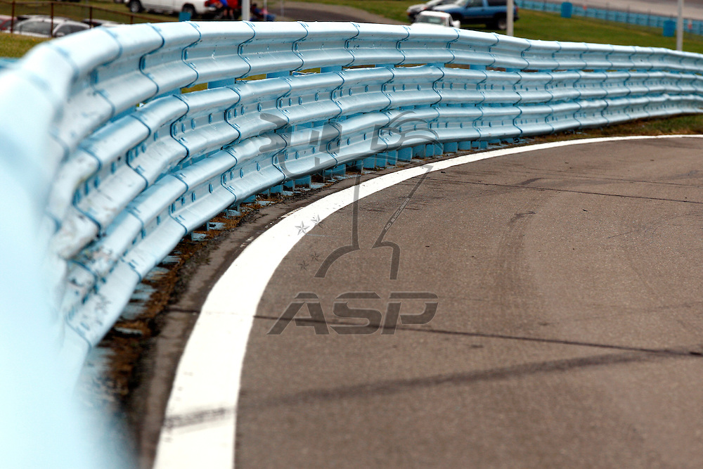 WATKINS GLEN, NY - AUG 10, 2012:  The NASCAR Sprint Cup Series take to the track for a practice session for the Finger Lakes 355 at The Glen in Watkins Glen International, NY.