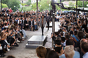 NAOMI CAMPBELL  - TOP MODEL IN THE PARADE GIVENCHY MEN - READY TO WEAR - PARIS FASHION WEEK<br /> ©Exclusivepix Media