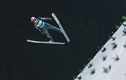 17.01.2020, Hochfirstschanze, Titisee Neustadt, GER, FIS Weltcup Ski Sprung, im Bild Pius Paschke (GER) // Pius Paschke of Germany during the FIS Ski Jumping World Cup at the Hochfirstschanze in Titisee Neustadt, Germany on 2020/01/17. EXPA Pictures © 2020, PhotoCredit: EXPA/ JFK