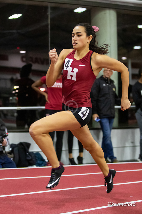 Harvard University<br /> Crimson Elite Indoor track & field meet