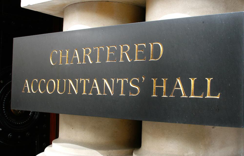 Chartered Accountants' Hall, London EC2
