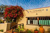 El Fandango restaurant, Old Town, San Diego, California USA.
