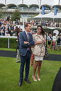 OTIS FERRY; ELIE KUTSAL, Ladies Day, Glorious Goodwood. Goodwood. August 2, 2012