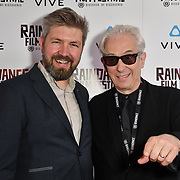 Elliot Grove and Vitalijus Zukas Nominated attends the Raindance Film Festival - VR Awards, London, UK. 6 October 2018.