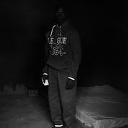 A young man from the province of Gabu, northeast of the country, wears the suit that the United Nations gave him when he was repatriated from Tunisia.<br /> <br /> Un joven de la provincia de Gabu, al noreste del pa&iacute;s, lleva el traje que le dieron las Naciones Unidas cuando fue repatriado de T&uacute;nez.