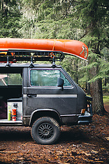 Van Life / Road Trip Photos - stock images, van camping, pacific northwest
