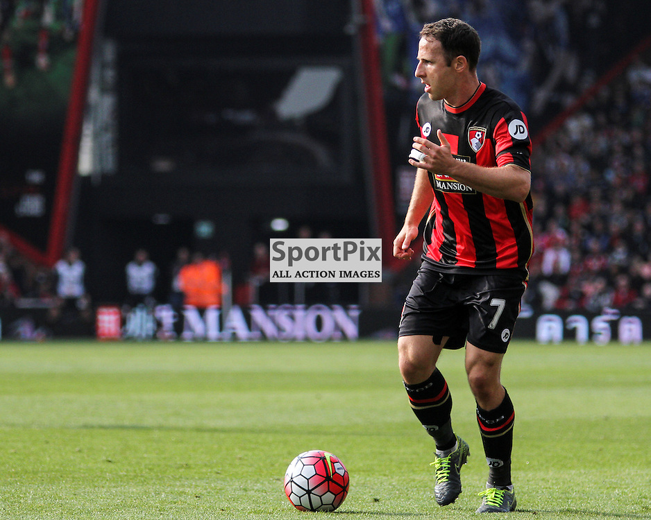 Marc Pugh During Bournemouth vs Watford on Saturday 3rd of October 2015.