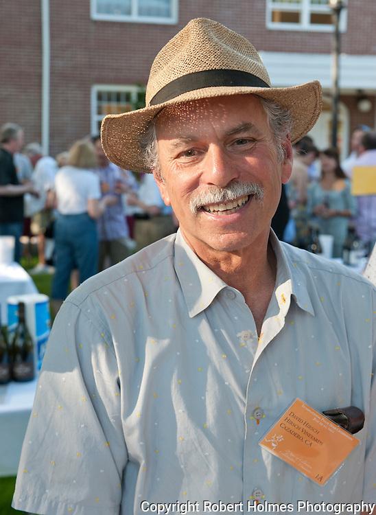 David Hirsch, Hirsch vineyard, Ca at 2011 IPNC