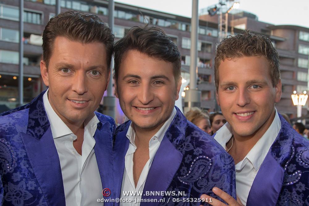 NLD/Amstelveen/20140610 - TROS Muziekfeest op het Plein 2014 Amstelveen, Gents