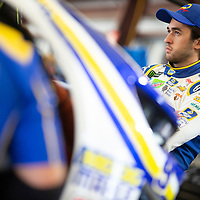 June 22, 2018 - Sonoma, California , USA: Chase Elliott (9) gets ready to take to the track to practice for the TOYOTA/SAVE MART 350 at Sonoma Raceway in Sonoma, California .