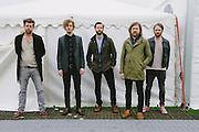 Portraits of Leaves backstage at Secret Solstice Music Festival 2014 in Reykjavík, Iceland. June 20, 2014. Copyright © 2014 Matthew Eisman. All Rights Reserved