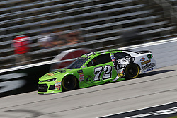 November 2, 2018 - Ft. Worth, Texas, United States of America - Corey LaJoie (72) takes to the track to practice for the AAA Texas 500 at Texas Motor Speedway in Ft. Worth, Texas. (Credit Image: © Justin R. Noe Asp Inc/ASP via ZUMA Wire)