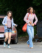 Aug. 20, 2015 - New York City, NY, USA -<br /> <br /> Katie Holmes on set of her new Movie All We Had<br /> <br /> Actress Katie Holmes on the set of the new movie 'All We Had'  in Upstate New York<br /> ©Exclusivepix Media