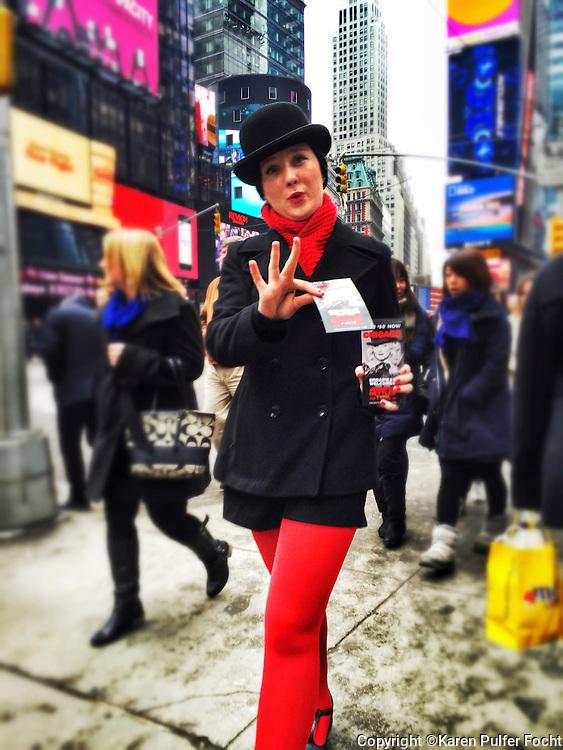 Street Scenes New York City