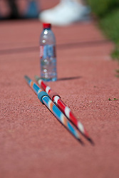 Behind the scenes, , Javelin, 2013 IPC Athletics World Championships, Lyon, France