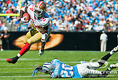 Panthers vs 49er's NFL