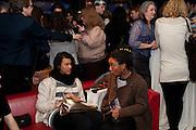 BIRDS EYE VIEW INTERNATIONAL WOMEN'S DAY  RECEPTION, BFI Southbank. London. 8 March 2012.