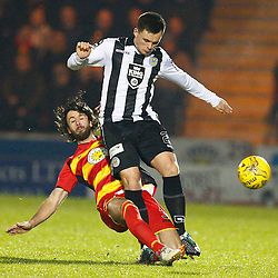 St Mirren v Partick Thistle | Scottish Cup | 8 January 2016