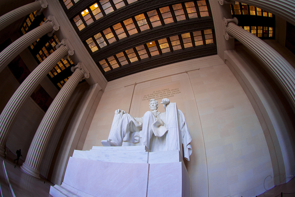 Much like an Ancient Greek temple, Abe commands a cherished and prominent spot not just on the National Mall, but in the hearts and minds of people everywhere.