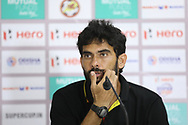 Khalid Jamil of East Bengal during the final of the Hero Super Cup between East Bengal FC and Bengaluru FC held at the Kalinga Stadium, Bhubaneswar, India on the 20th April 2018<br /> <br /> Photo by: Arjun Singh / SPORTZPICS