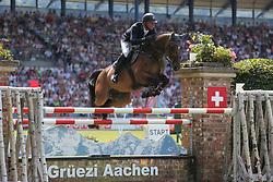 Estermann, Paul, Lancero<br /> Aachen - CHIO 2014<br /> Preis von NRW<br /> © www.sportfotos-lafrentz.de/ Stefan Lafrentz