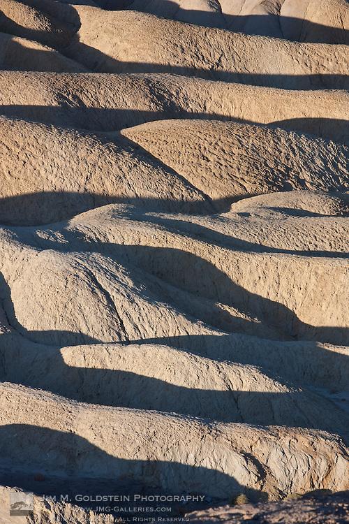 Desert landscape abstract