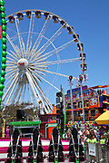 Ferris Wheel at the Orange County Fairgrounds