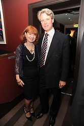 A party to promote the exclusive Puntacana Resort & Club - the Caribbean's Premier Golf & Beach Resort Destination, was held at The Groucho Club, 45 Dean Street London on 12th May 2010.<br /> <br /> Picture shows:-CLAUS & VALERIE PROM