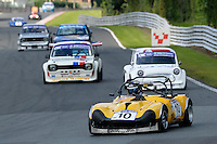 #10 Les Kirk Fisher Fury 1000 during the CNC Heads Sports & Saloon Car Championship at Oulton Park, Little Budworth, Cheshire, United Kingdom. August 06 2016. World Copyright Peter Taylor/PSP.