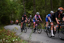 Christa Riffel (GER) at Ladies Tour of Norway 2018 Stage 2, a 127.7 km road race from Fredrikstad to Sarpsborg, Norway on August 18, 2018. Photo by Sean Robinson/velofocus.com