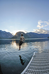 Curran, Ross Lake National Recreation Area, North Cascades National Park, US