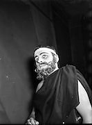 Special for The Gate theatre Dublin, Scenes from plays (O'Kelly).13-14/11/1955