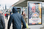 Commercial photography Edinburgh, Scotland for Clear Channel outdoor advertising